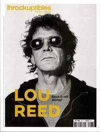 Noémie Lecoq - Les Inrocks Hors-Série N° 93, oc : Lou Reed.