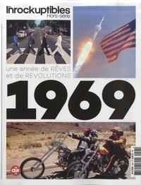 Noémie Lecoq - Les Inrocks Hors-série N° 95 : 1969 - Une année de rêves et de révolutions.