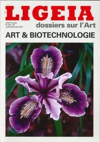 Giovanni Lista - Ligeia N° 189-191, juillet- : Art & biotechnologie.