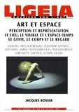 Milovan Stanic - Ligeia N° 73-74-75-76, Janv : Art et espace.