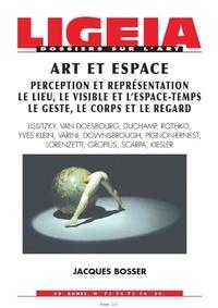 Ligeia - Ligeia N° 73-76 : Art et espace.
