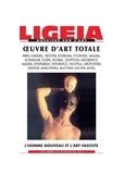Danièle Monmarte - Ligeia N° 85-86-87-88, juil : Oeuvre d'art totale.