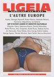 Carmen Popescu - Ligeia N° 93-94-95-96, Juil : L'autre Europe.