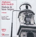 Alphonse Boudard - Madame de Saint-Sulpice. 1 CD audio MP3