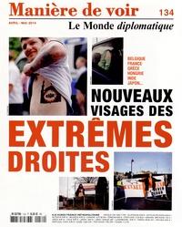 Martine Bulard - Manière de voir N° 134, Avril-mai 20 : Nouveaux visages des extrêmes droites.