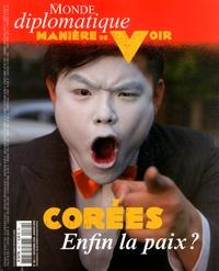 Martine Bulard - Manière de voir N° 162, décembre 201 : Corées - Enfin la paix ?.