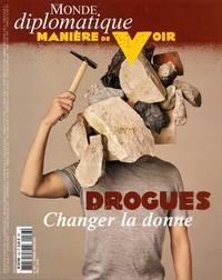 Jean-Michel Dumay - Manière de voir N° 163, février-mars : Drogues - Changer la donne.