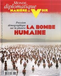 Philippe Descamps - Manière de voir N° 167, octobre-nove : La bombe humaine - Pression démographique sur la planète.