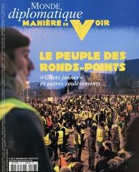 Benoît Bréville - Manière de voir N° 168, décembre 201 : Le peuple des ronds-points.