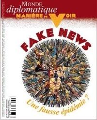 Benoît Bréville - Manière de voir N° 172, août-septemb : Fake news - Une fausse épidémie ?.