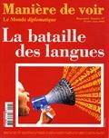 Bernard Cassen - Manière de voir N° 97, Février-mars : La bataille des langues.