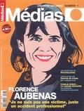 Florence Aubenas et Jean-Louis Servan-Schreiber - Médias N° 7, Hiver 2005 : Florence Aubenas.