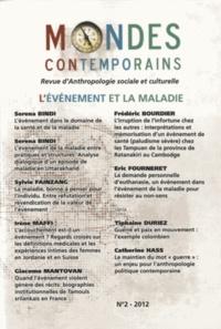 Jean-Yves Boursier - Mondes contemporains N° 2 : L'événement et la maladie.