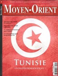 Moyen Orient - Moyen-Orient N° 44, octobre/novem : Tunisie, un destin démocratique ?.