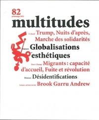 Collectif - Multitudes N° 82, printemps 202 : .