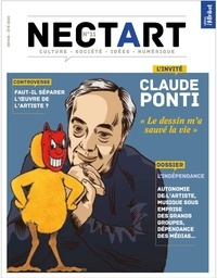 Eric Fourreau - Nectart N° 11, été 2020 : Claude Ponti.