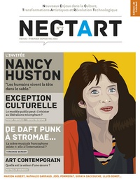Eric Fourreau - Nectart N° 2, premier semest : Nancy Huston.