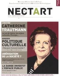 Eric Fourreau - Nectart N° 4, premier semest : Politique culturelle.
