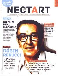 Eric Fourreau - Nectart N° 7, deuxième semes : Un new deal culturel ?.