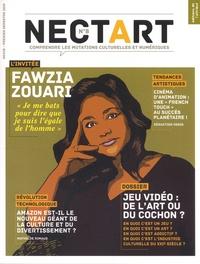 Eric Fourreau - Nectart N° 8, premier semest : Jeu vidéo : de l'art ou du cochon ?.
