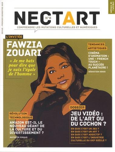 Nectart N° 8, premier semest Jeu vidéo : de l'art ou du cochon ?