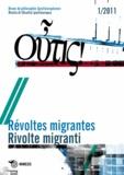 Pierandrea Amato - Outis N° 1/2011 : Révoltes migrantes.