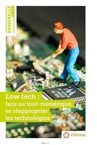 Ritimo - Passerelle N° 21, avril 2020 : Low tech : face au tout numérique.