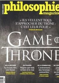 Sven Ortoli - Philosophie Magazine Hors-série N°41 : Game of Throne.