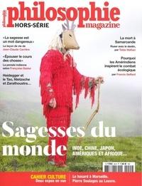 Sven Ortoli - Philosophie Magazine Hors série N° 44 : Sagesses du monde.