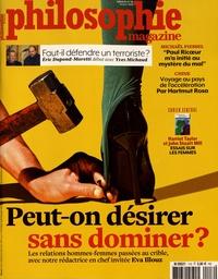 Eva Illouz - Philosophie Magazine N° 116, février 2018 : Peut-on désirer sans dominer ?.