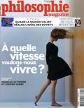 Martin Legros et Michel Eltchaninoff - Philosophie Magazine N° 120, juin 2018 : A quelle vitesse voulons-nous vivre ?.