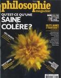 Martin Legros et Michel Eltchaninoff - Philosophie Magazine N° 126, Février 2019 : Qu'est ce qu'une saine colère ?.
