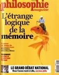 Alexandre Lacroix - Philosophie Magazine N° 127, mars 2019 : L'étrange logique de la mémoire.