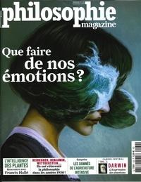 Martin Legros et Michel Eltchaninoff - Philosophie Magazine N° 132, septembre 20 : Que faire de nos émotions ?.