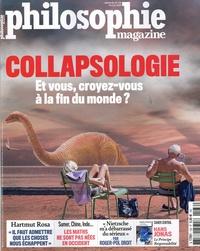 Martin Legros - Philosophie Magazine N° 136, février 2020 : Collapsologie - Et vous, croyez-vous à la fin du monde ?.