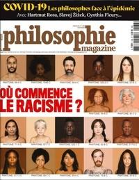 Alexandre Lacroix - Philosophie Magazine N° 138, avril 2020 : Où commence le racisme ?.