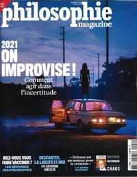 Philo Editions - Philosophie Magazine N° 146, février 2021 : L'identité, un héritage ou un choix ?.
