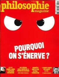 Martin Legros et Michel Eltchaninoff - Philosophie Magazine N° 150, juin 2021 : Pourquoi on s'énerve ?.