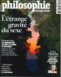 Philo Editions - Philosophie Magazine N° 151, juillet-août : Le sexe, c'est grave ?.