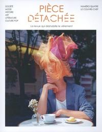 Maud Bachotet - Pièce détachée N° 4, octobre 2021 : Le couvre-chef.