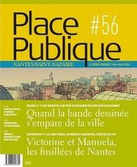 Franck Renaud - Place Publique Nantes/Saint-Nazaire N° 56, Mars-avril 20 : Quand la bande dessinée s'empare de la ville.
