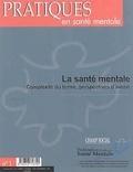 Jean-Luc Brière - Pratiques en santé mentale N° 1, février 2015 : La santé mentale - Complexité du terme, perspectives d'avenir.