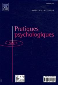 Dana Castro - Pratiques psychologiques Volume 16 N° 2, Juin : .