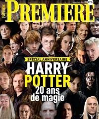 Première Média - Première Hors-série N° 15, ju : Harry Potter, 20 ans de magie.