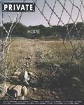 Oriano Sportelli - Private N° 53, été 2011 : Hope.