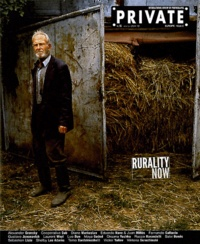 Oriano Sportelli - Private N° 55, winter 2011-1 : Rurality now.
