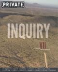Oriano Sportelli - Private N° 57, Winter 2012-1 : VII Inquiry.