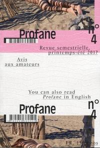Carine Soyer - Profane N° 4, printemps-été  : .