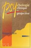 Françoise Brelet-Foulard et Hervé Bénony - Psychologie clinique et projective Volume 10/2004 : Passages à l'acte.
