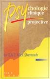 Collectif - Psychologie clinique et projective Volume 8/2002 : Le TAT Vica Shentoub.